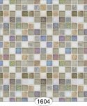 Wallpaper - Mosaic Tile - Opal