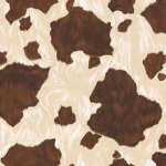 Wallpaper - Cowboy Boots - Cowhide NO BORDER