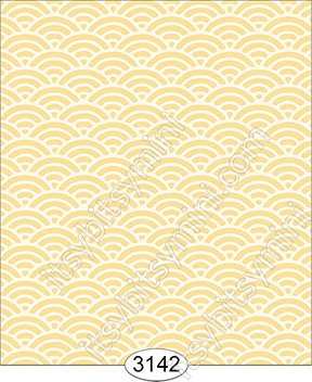 Wallpaper Shell Yellow - Click Image to Close