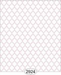Wallpaper Geometric Trellis Pink Light