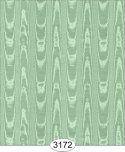 Wallpaper Silk Moire Green