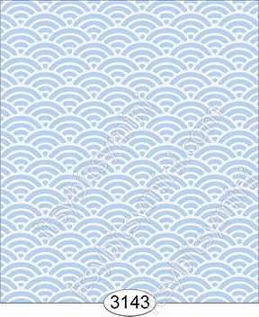 Wallpaper Shell Blue - Click Image to Close