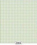 Wallpaper Birch Houndstooth Green Mint