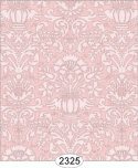 Wallpaper - Annabelle Damask Pink Quartz