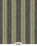 Wallpaper - Annabelle Stripe Black on Cream