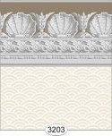 Wallpaper Jolie Shell Light Beige