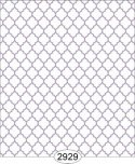 Wallpaper Geometric Trellis Purple