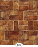 Wallpaper - Set Brick - Brown