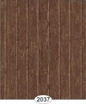 Wallpaper - Distressed Wood - Brown