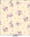 Wallpaper Rose Hill Small Floral Pink