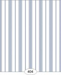 Wallpaper - Saint Andrew Stripe - Blue