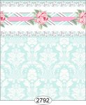 Wallpaper - Daniella Damask - Blue