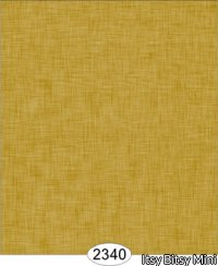 Wallpaper - Annabelle Weave Brown Mustard