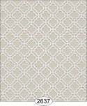 Wallpaper Rose Hill Trellis Grey Beige