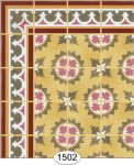 Wallpaper - Decorative Tile - 1502