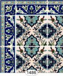 Wallpaper - Decorative Tile - 1486