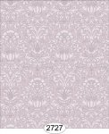 Wallpaper - Annabelle Mini Damask Purple Orchid