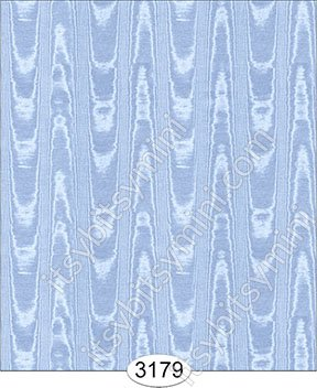 Wallpaper Silk Moire Blue - Click Image to Close