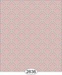 Wallpaper Rose Hill Trellis Pink