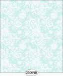 Wallpaper - Daniella Lace - Blue No Border