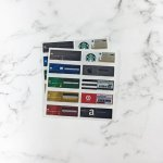 Planner Credit Gift Card Kit