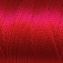 Tiny Twisted Cord - Red Fuchsia