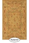 Rug - French - 0167 - Aubusson