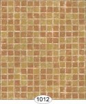 Wallpaper - Mosaic Tile - Beige