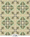 Wallpaper - Decorative Tile - 1724