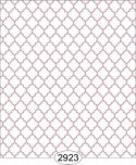 Wallpaper Geometric Trellis Pink Rose