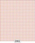 Wallpaper Birch Houndstooth Orange Peach