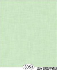 Wallpaper Lux Linen Green Mint