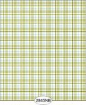Wallpaper - Daisy Plaid