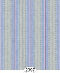 Wallpaper - Annabelle Ribbon Stripe Blue