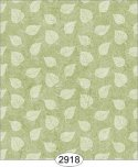 Wallpaper Birch Leaf Silhouette Green Spring