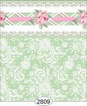 Wallpaper - Daniella Lace - Green