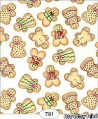 Wallpaper - Gingerbread