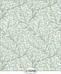 Jolie Willow Green Wallpaper No Border