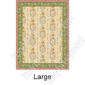Rug - Victoriana - 0902 - Click Image to Close