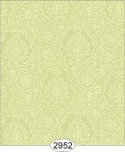 Wallpaper Birch Damask Green Spring