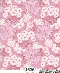 Wallpaper - Aubrey - Pink Mauve