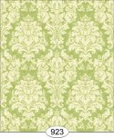 Wallpaper - French Damask - Green