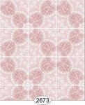 Wallpaper Rose Hill Tile Pink