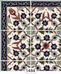 Wallpaper - Decorative Tile - 1484