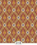Wallpaper - Royal Tapestry Gold