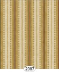 Wallpaper - Annabelle Ribbon Stripe Yellow Gold