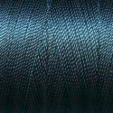 Tiny Twisted Cord - Blue Teal
