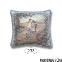 Pillow - Best Friends - Bicycle
