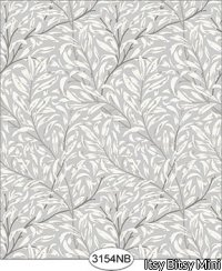 Wallpaper Willow Gray