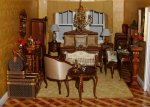 Lady's Master Bedroom by Lonnie Cohen